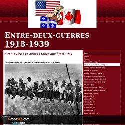 1918-1929: Les Années folles aux États-Unis