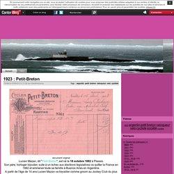 1923 : Petit-Breton