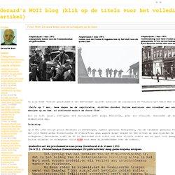 7 mei 1945: De ware feiten over de schietpartij op de Dam