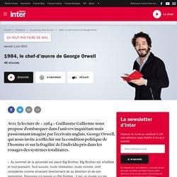 1984, le chef d'oeuvre de George Orwell du 01 juin 2013