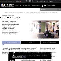 1er réseau d'opticiens en France