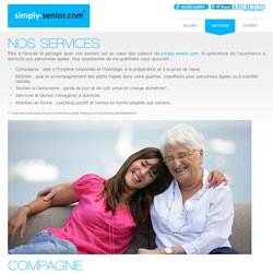 1er site de services aux seniors