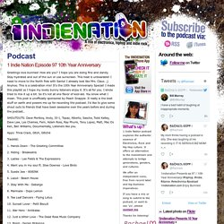 1indienation - Podcast and social stuff