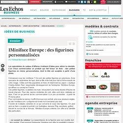 1Miniface Europe : des figurines personnalisées, Services aux entreprises : s'adapter aux besoins du client