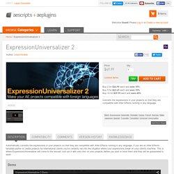 ExpressionUniversalizer 2