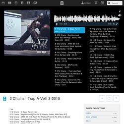 2 Chainz - Trap-A-Velli 3-2015