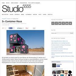 2+ Container Haus