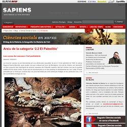 2.2 El Paleolític- Sapiens.cat