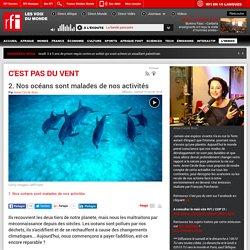 RFI 16/01/16 C EST PAS DU VENT - Nos océans sont malades de nos activités