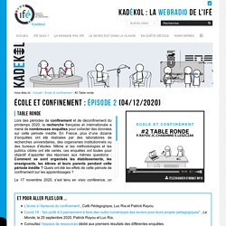 #2 Table ronde