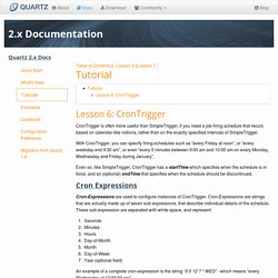 2.x Documentation