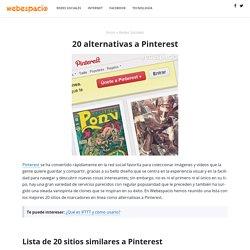 20 alternativas a Pinterest