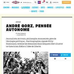 André Gorz, pensée autonome