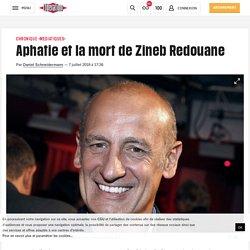 Aphatie et la mort deZinebRedouane