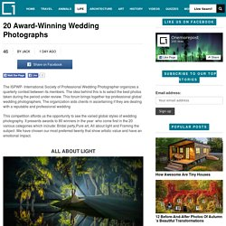 20 Award-Winning Wedding PhotographsOnemorepost