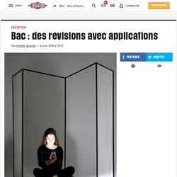 Bac: des révisions avec applications