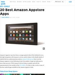 20 Best Amazon Appstore Apps - 20 Best Amazon Appstore Apps