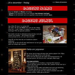 20:e december