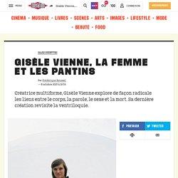 (20+) Gisèle Vienne, la femme et les pantins