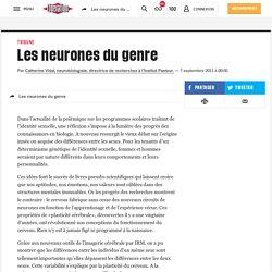 Les neurones du genre