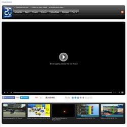 20 Minutes Online Videoportal - Action discrète à la Coupe Davis