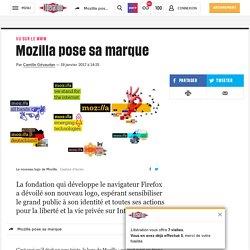 Mozilla pose sa marque