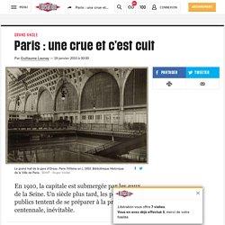 Paris : une crue et c'est cuit
