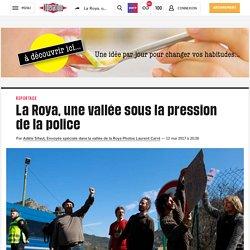 La Roya, une vallée sous la pression de la police