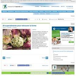 20 superaliments : l'artichaut