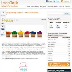 20 Yummy Bakery Logos
