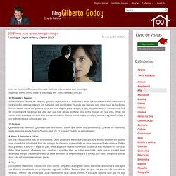 200 filmes para quem ama psicologia