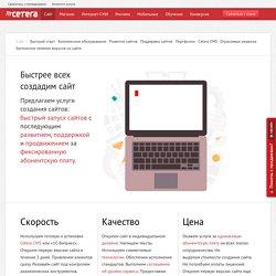 Создание сайтов с 2002 года, в портфолио 200 клиентов и 500 сайтов — Создание сайтов Cetera Labs