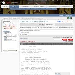 LEY-20066 07-OCT-2005 MINISTERIO DE JUSTICIA