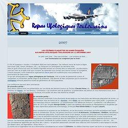 2007 REPAS UFOLOGIQUES TOULOUSAINS
