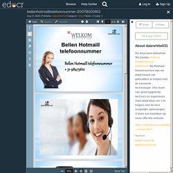 bellenhotmailltelefoonnummer-200716100813