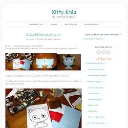 [ 17.02.2008 ] Doudou Chat 1er ! — Kitty Kréa