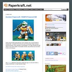 2009-03-01 ~ Paperkraft.net - Free Papercraft, Paper Model, & Papertoy