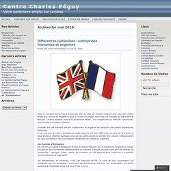 2010 mai « Centre Charles Péguy