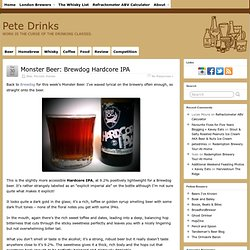 2011 » Pete Drinks