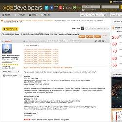 [21.12.2010][CF-Root v1.3] JPH/K/6/M/A/O/U/X/Y - su+busybox+2e, CWM compat!