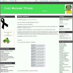CE2/CM1 2013/2014 - Chez Madame Têtard