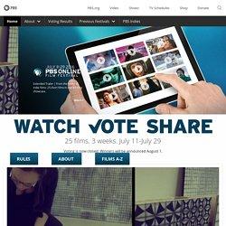 Online FIlm Festival : PBS