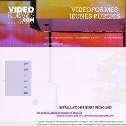 2013 - Site de videoformesjeunespublics !