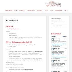 Master Data Science Paris - Master DAC - UPMC