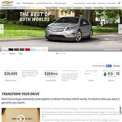 Chevrolet.com