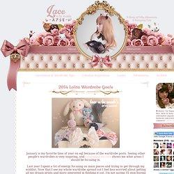 2014 Lolita Wardrobe Goals