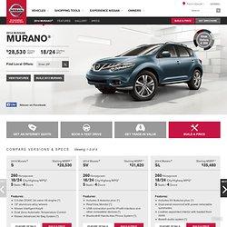 2012 Nissan Murano Crossover