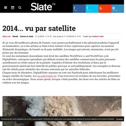 2014... vu par satellite
