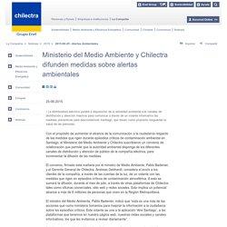 2015-06-25 - Alertas Ambientales