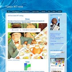2015-års bästa IKT-verktyg